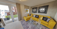 The Thame show home at <br>Aspect by Miller Homes